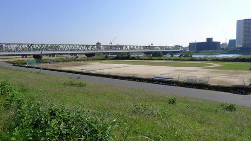 江戸川堤防