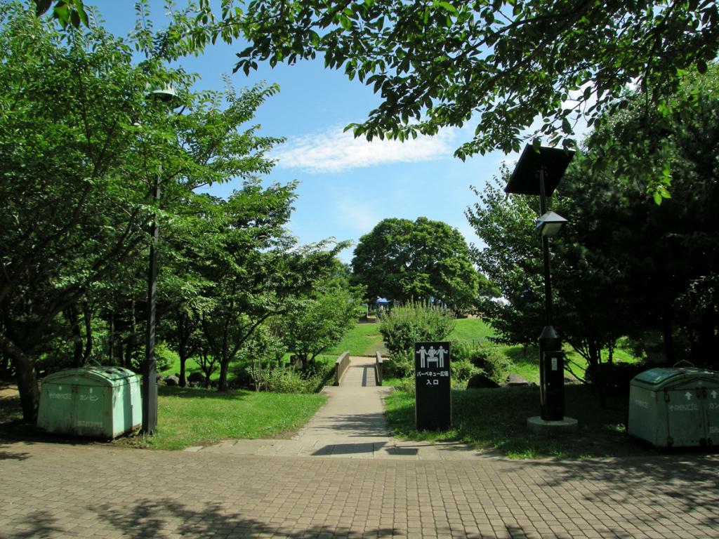 葛西臨海公園 バーベキュー広場