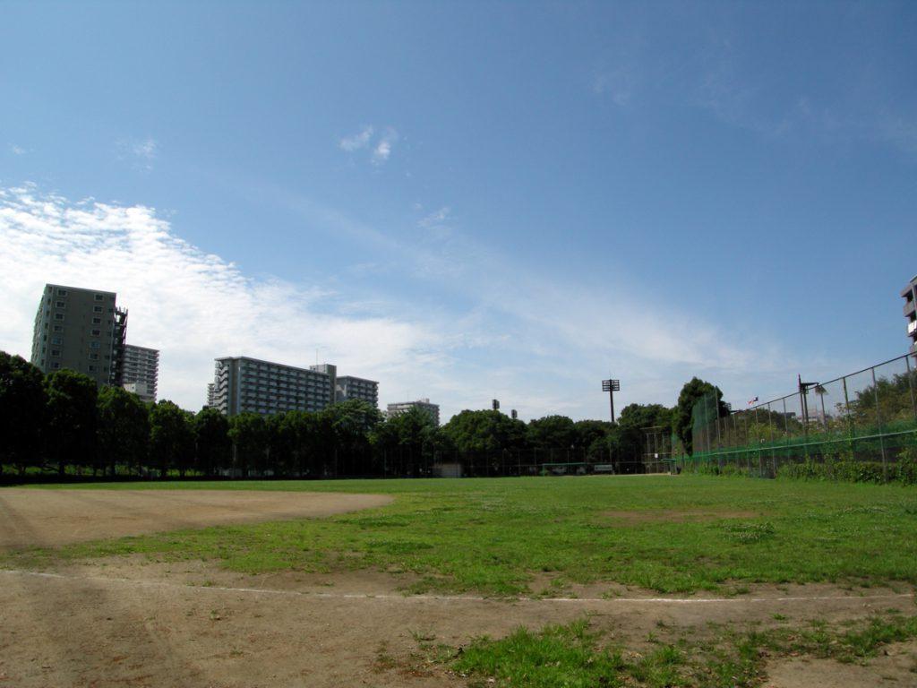 画像 西葛西少年野球場