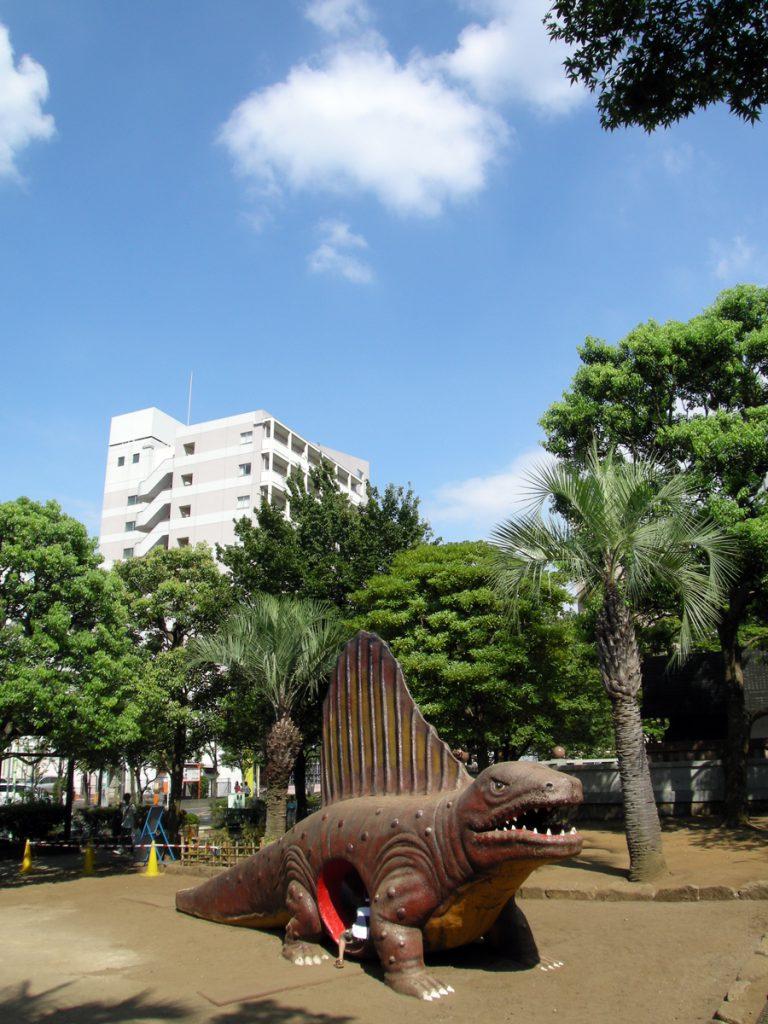 江戸川区 総合レクリエーション公園 子供の広場