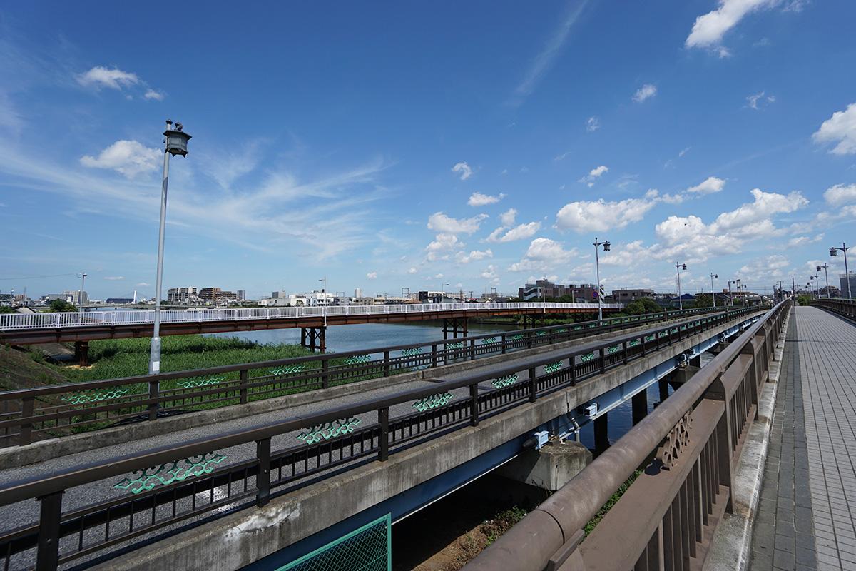 画像 八剱橋(やつるぎばし)
