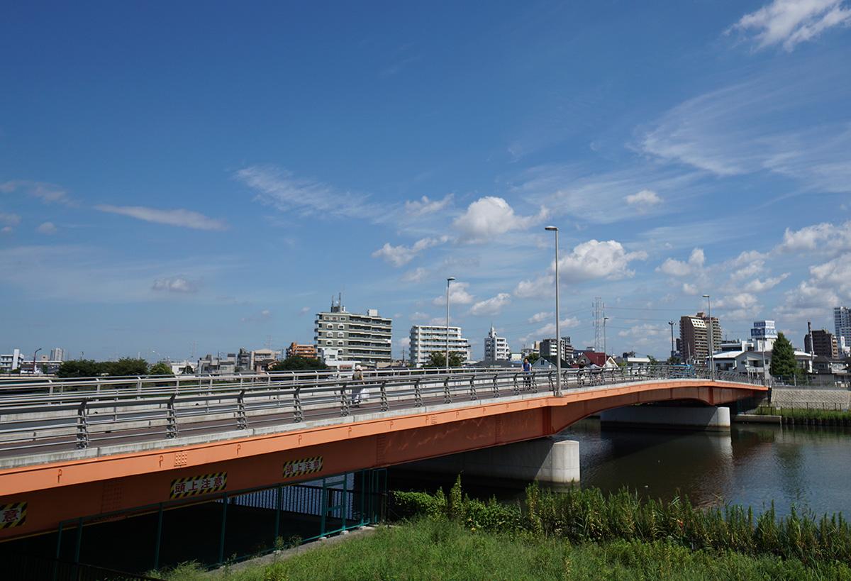 画像 上一色中橋