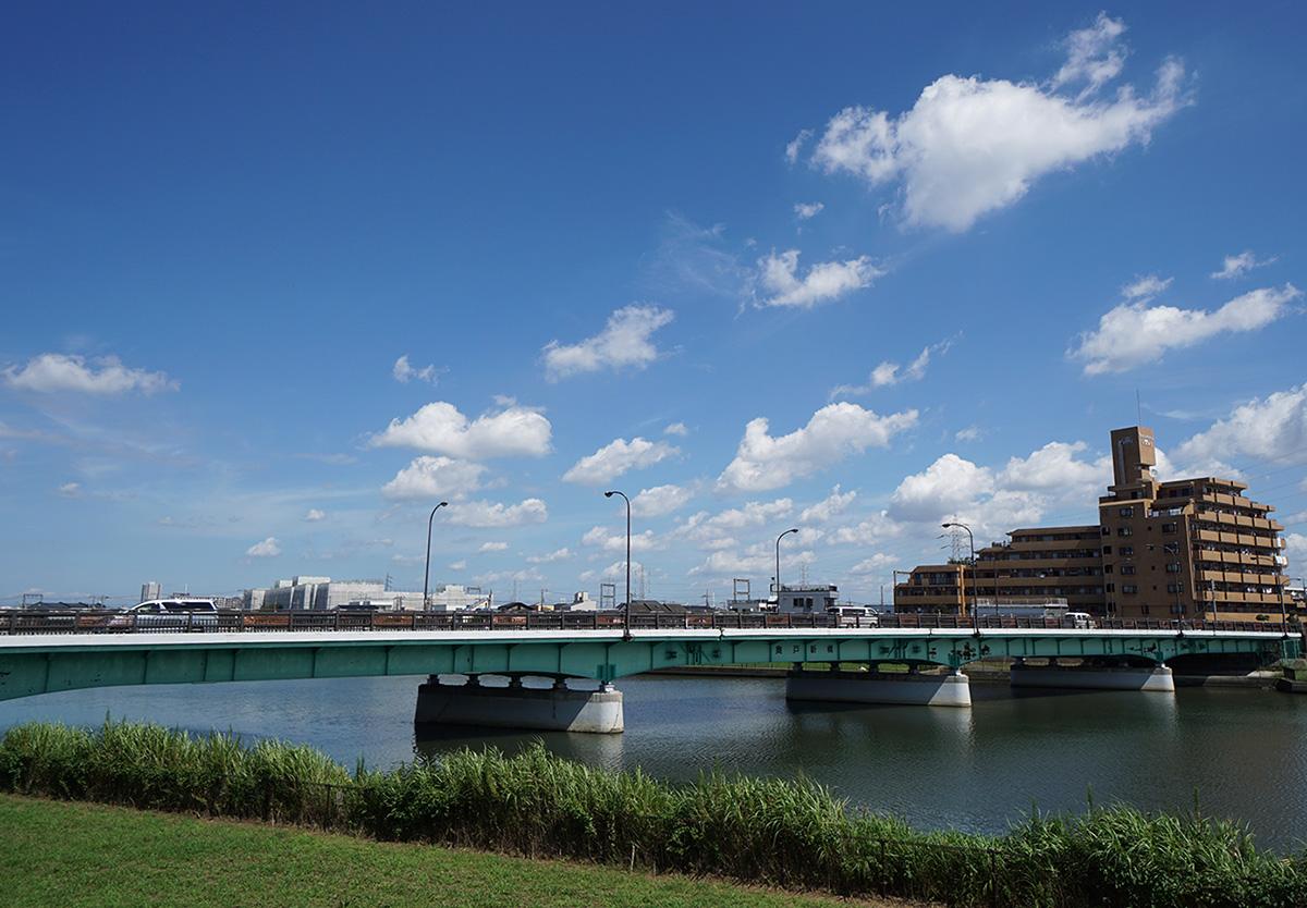 画像 奥戸新橋