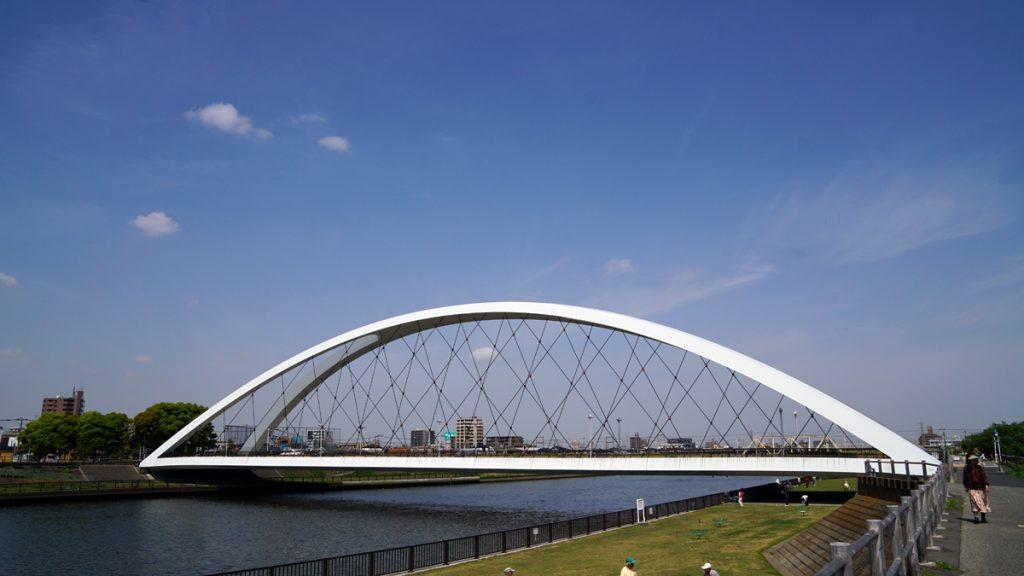 画像 辰巳新橋の全体