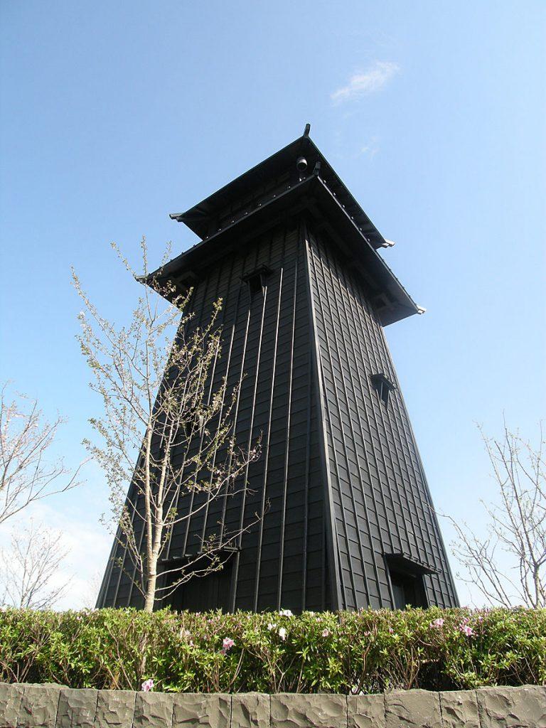 新川 火の見櫓