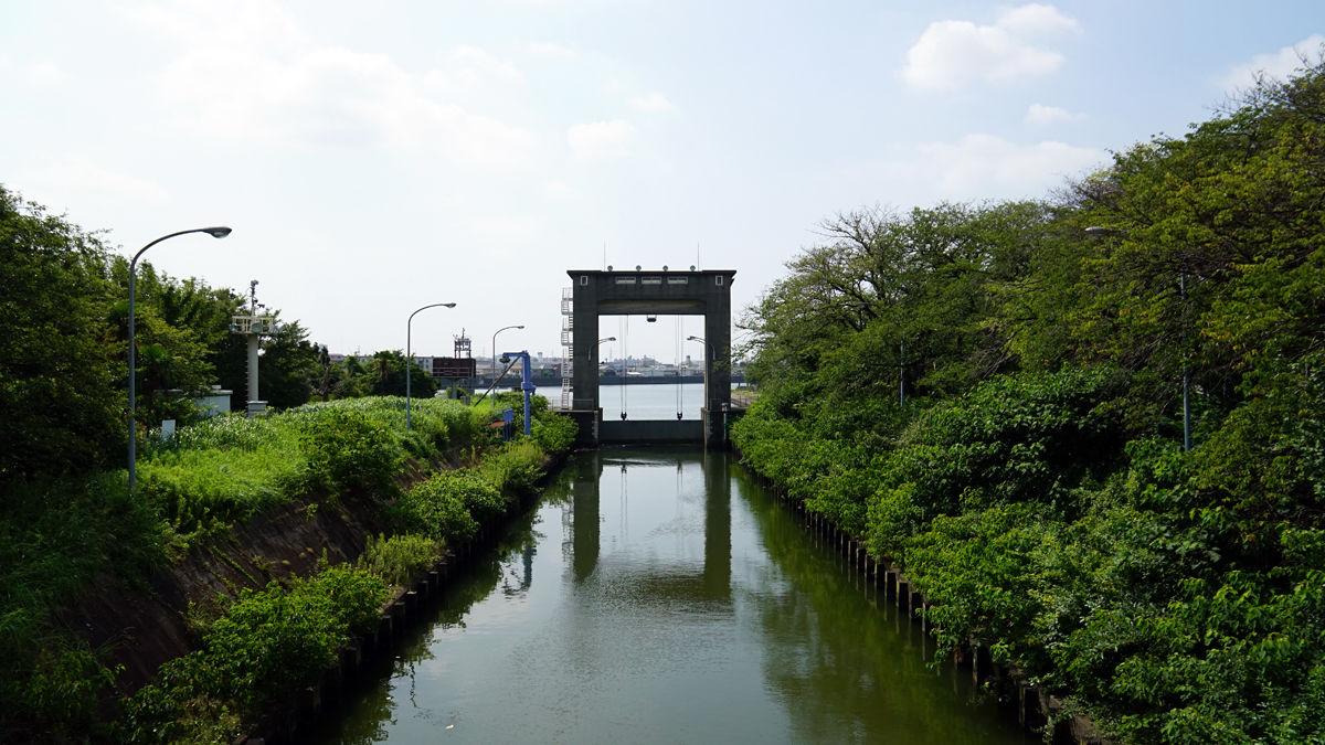 江戸川区水門・閘門