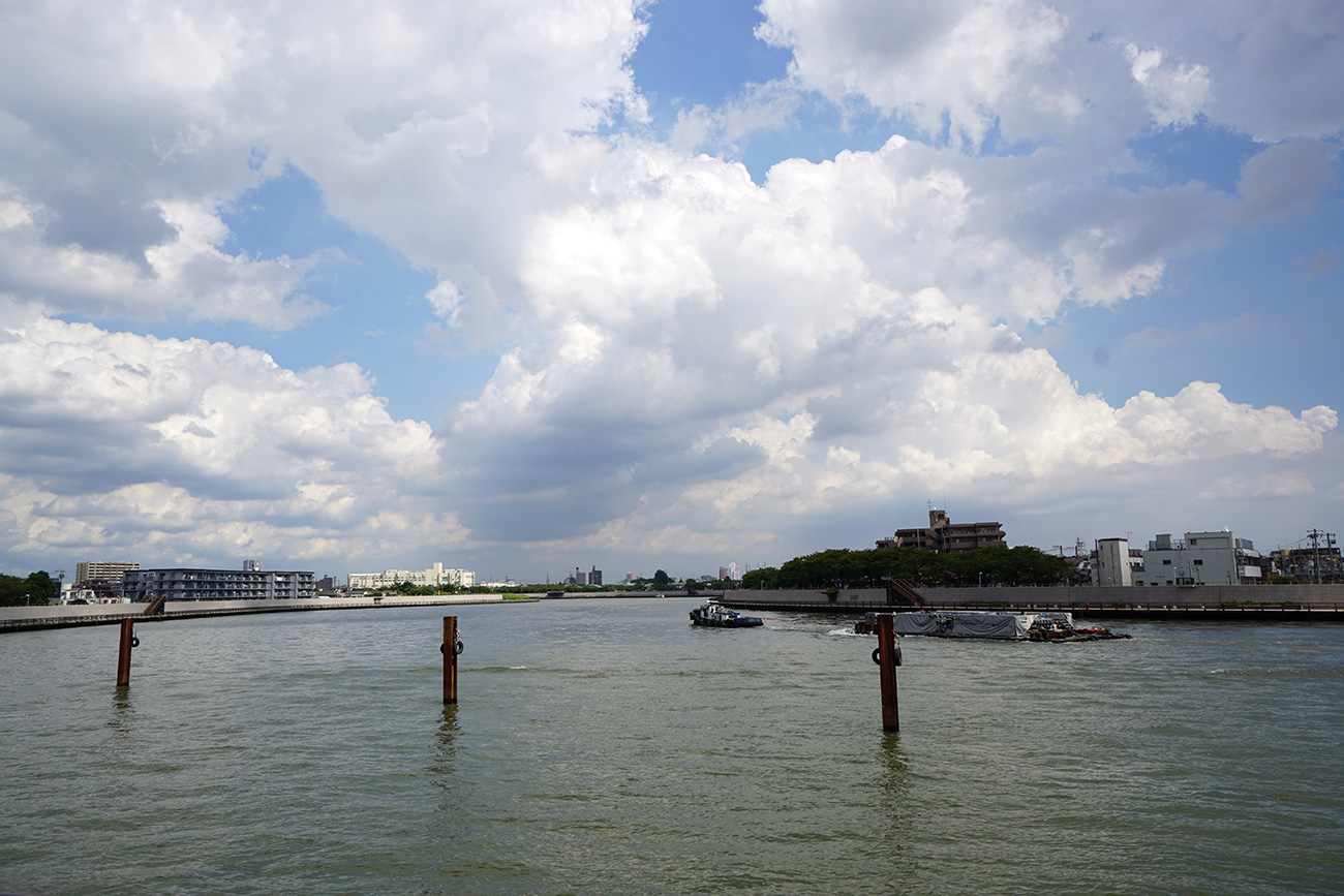 画像 中川の風景3