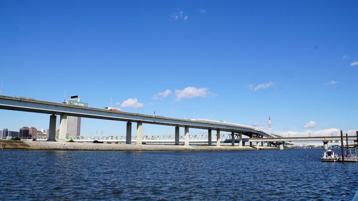 画像 中川放水路の風景3