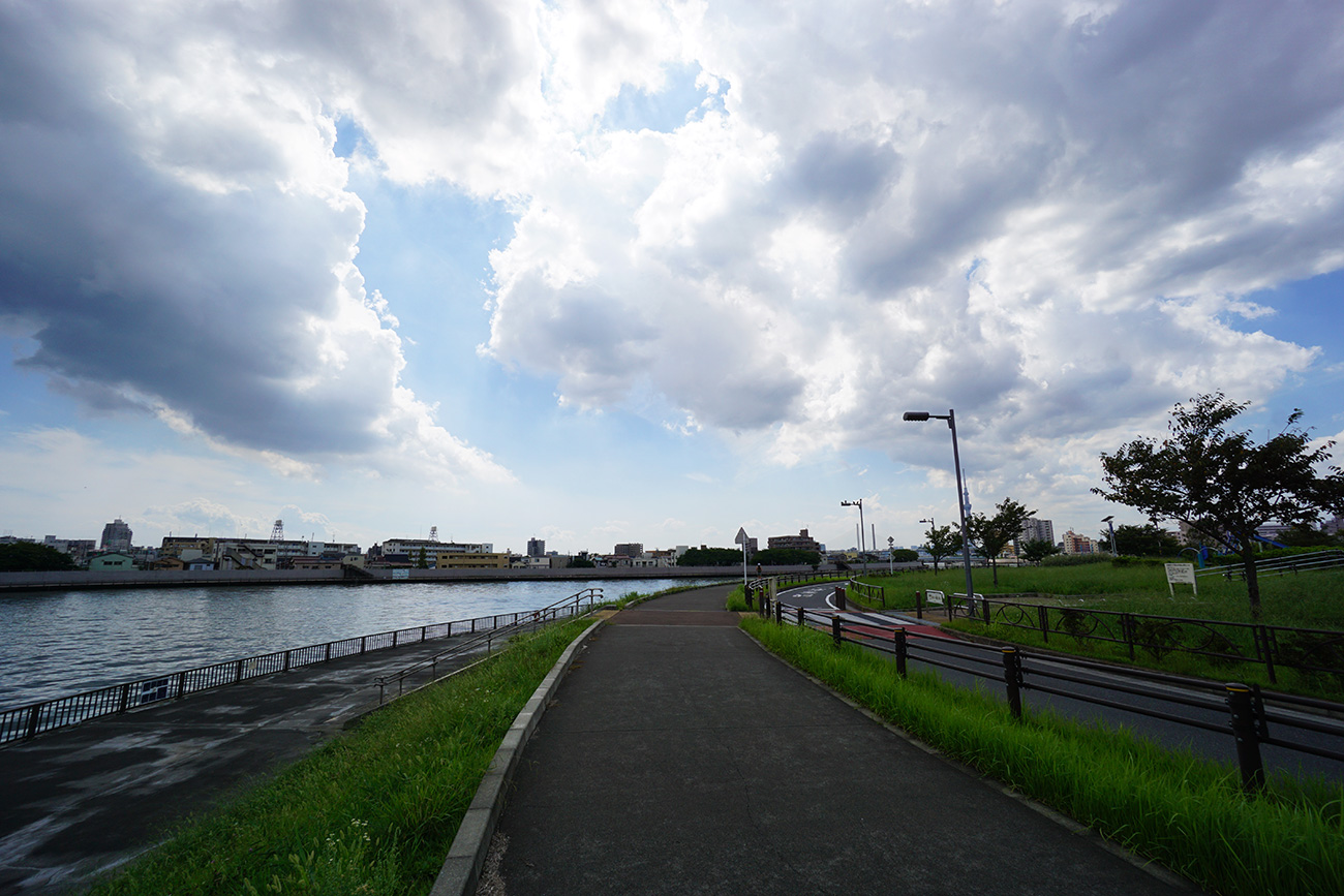 画像 中川の風景2