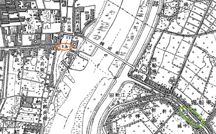 画像 昭和5年の地図