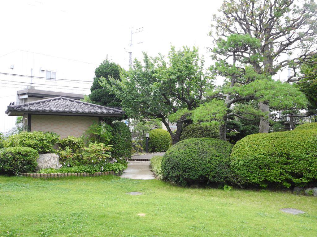 画像 新堀庭園