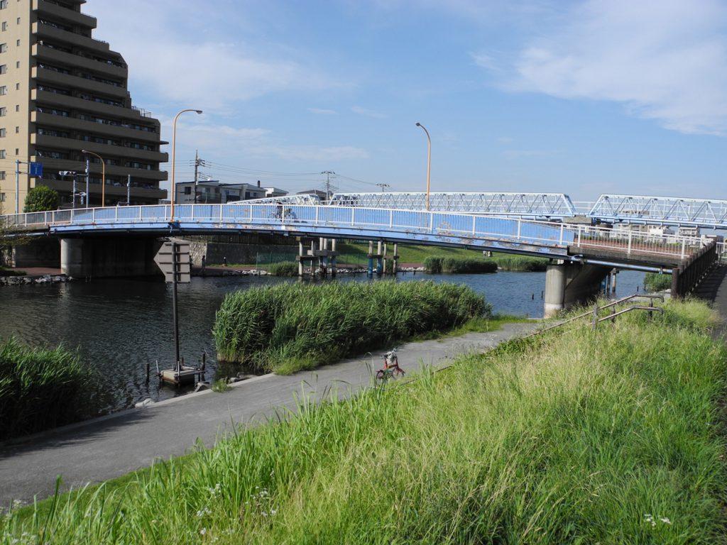 画像 現在の平井の渡し場 平井橋
