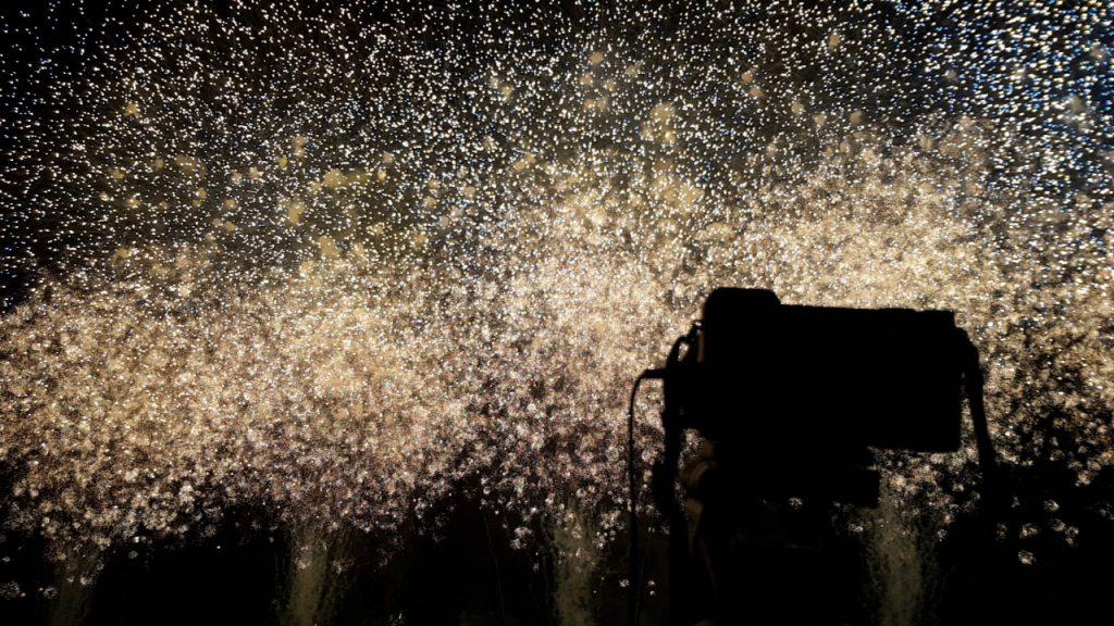 画像 花火を見た印象