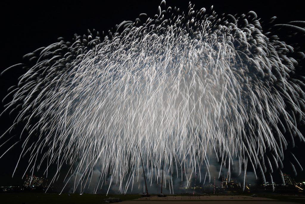 画像 新時代の夜明け 江戸川区花火大会
